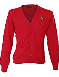 Posh Gear Mens Alpaca Cardigan Jersey