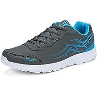 HUALQ F9050 Calzado Deportivo para Hombre Moda Casual Zapatillas Tendencia Zapatos Ligeros Hombres