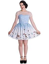 Hell Bunny Nevara Weihnachten Mini Kleid