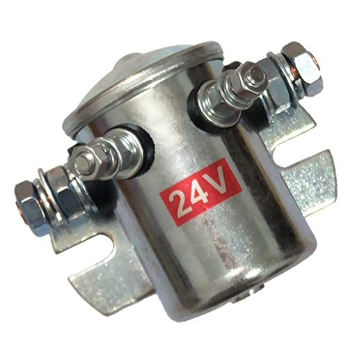 Backbayia Relais, Batterieisolierung, Übertragung Strom/Relais, Hochstrom, Auto-Motor, 24v 200a, 1 -