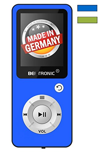 Bertronic ® mp3-player royal