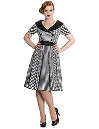 Hell Bunny Kleid BRIDGET 50'S DRESS 4657