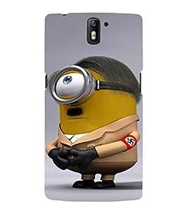 EPICCASE Hitler Minion Mobile Back Case Cover For OnePlus One (Designer Case)