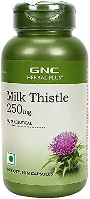 GNC Milk Thistle 250Mg Capsules - 90 Count