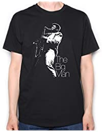 Clarence Clemons T Shirt by Old Skool Hooligans - The Big Man
