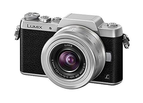 Appareils Photo Numeriques Hybride - Panasonic Lumix DMC-GF7 12-32 / 3.5-5.6 Lumix