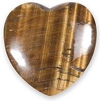 Tiger Eye Mini Crystal Heart - 2.5cm preisvergleich bei billige-tabletten.eu