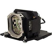 Lampara de Reemplazo con Carcasa AuraBeam Profesional para Proyector Hitachi CP-X3020 (accionado por Philips)
