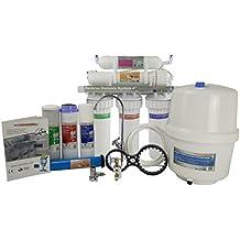 Unidad de ósmosis inversa RO500 sistema de tratamiento de agua 5 Etapa