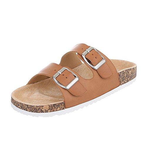 ten Damen-Schuhe Jazz & Modern Leichte Sandalen/Sandaletten Camel, Gr 37, Ju-70- (Modern Jazz Kostüme)