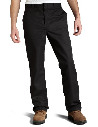 Dickies - - 8038 Multi-Use Pocket-Work Pant, 33W x 32L, Black - Dickies Multi-use Pocket