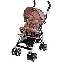 """BABYCAB Sitzbuggy""""Max"""" Kinderwagen/Babywagen / Sportwagen/Travel Buggy/Babybuggy - Regenverdeck - 5-Punkt-Gurtsystem - schwenkbar"""
