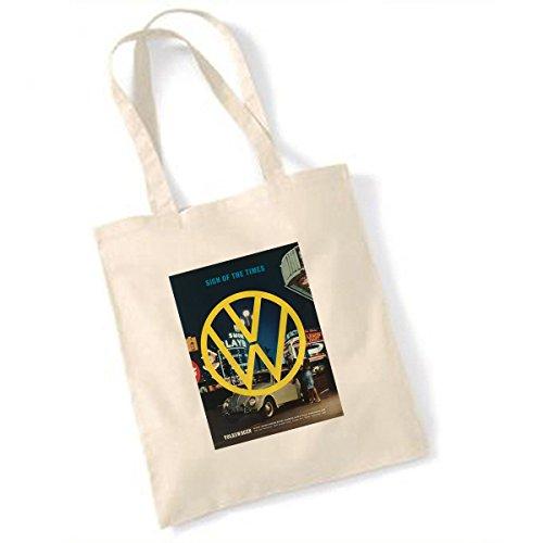VMC VW Beetle Adbvert (Londres) Sac fourre-Tout