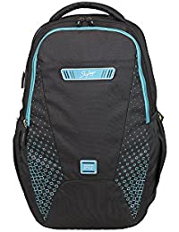 Skybags 33 Ltrs Black Laptop Backpack (BPSPA1BLK)