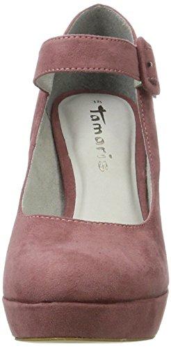 Tamaris Damen 24408 Pumps Pink (MAUVE 502)