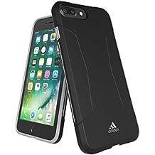 adidas Terrex - Solo Case iPhone 7 Plus Black - Funda para Teléfono iPhone 7 / Fundas para Teléfonos - Funda para Teléfono Móvil y Funda para Teléfono Móvil para ir al Gimnasio Correr, Caminar y Ciclismo