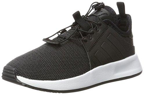 adidas Originals Unisex-Kinder X_PLR C Sneaker, Schwarz (Black), 35 EU