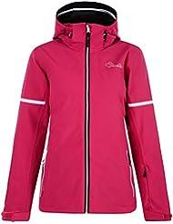 Dare 2b Women's Amplify Ski Jacket-Black, Size 14