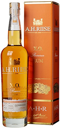 A.H. Riise XO Reserve Rum (1 x 0.7 l) -