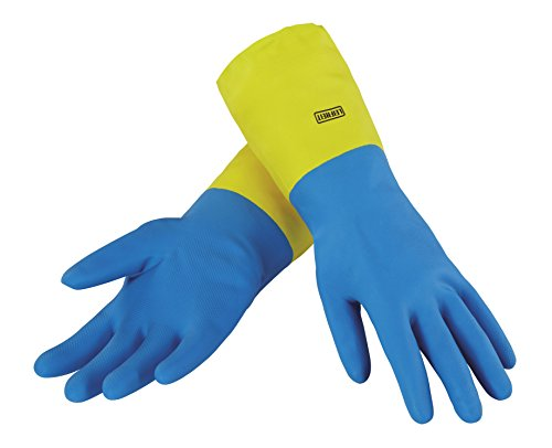 leifheit-40033-guantes-ultra-fuertes-tamano-m-con-recubrimiento-bicolor