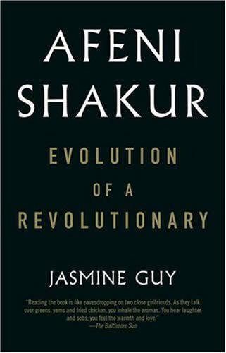 Afeni Shakur: Evolution of a Revolutionary por Jasmine Guy