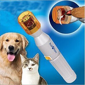 pedi paws Dog and Cat Nail Trimmer Grooming Grinder