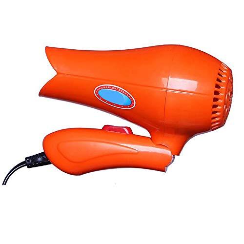 Haartrockner 400W Negativ-Ionen-Haartrockner 2 Wärmeeinstellungen Tragbarer, Zusammenklappbarer Haartrockner Für Den Studentenwohnheim- Und Reisebereich Im Hotel