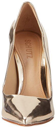 Schutz Damen S2-02360001 Pumps Gold (Platina)