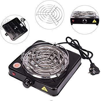 AMY Hot Turbo Elektrischer Kohleanzünder für Shisha Kohle - 3