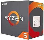 AMD Ryzen 5 1600X İşlemci, 3.6/4GHz, AM4 Soket