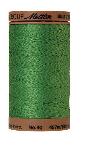 Mettler-vibrownt Green-THD Quilting metrose, Acryl, Mehrfarbig