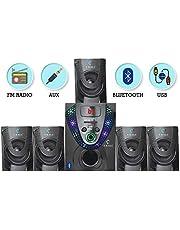 I Kall IK666 Bluetooth 51 Channel Multi Media Home Theater