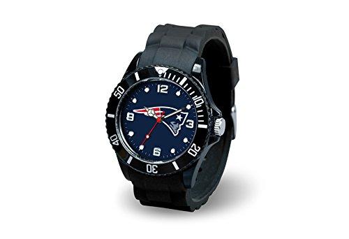 Unbekannt NFL Spirit Armbanduhr, Schwarz, Einheitsgröße