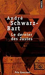 Le Dernier DES Justes (French Edition) by Schwarz-Bart(1997-10-23) de Schwarz-Bart