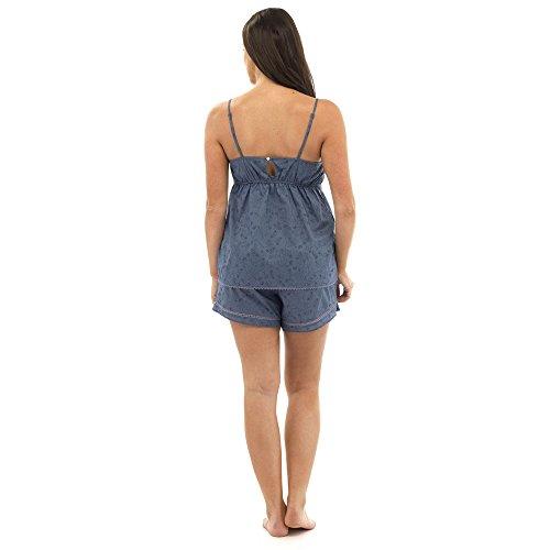 Socks Uwear - Chemise de nuit - Femme ardoise