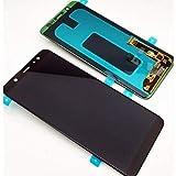Display Schermo LCD Touch Screen Samsung Galaxy A6 Plus SM-A605F Nero Black Service Pack BOMAItalia