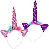 Amazon.es  unicornio - 10 - 20 EUR   Diademas   Accesorios de ... eb1970821280