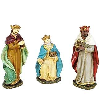 Acan Set de 3 Figuras Reyes Magos Escala 15 cm