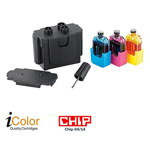 iColor smart-tinta Starter-Kit für Canon CL-541/541X L