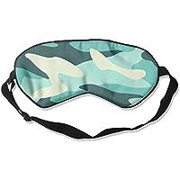 Camouflage Army Green 99% Eyeshade Blinders Sleeping Eye Patch Eye Mask Blindfold For Travel Insomnia Meditation preisvergleich bei billige-tabletten.eu