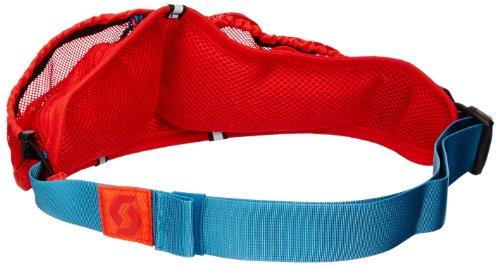 Scott - Flask belt, color red / blue
