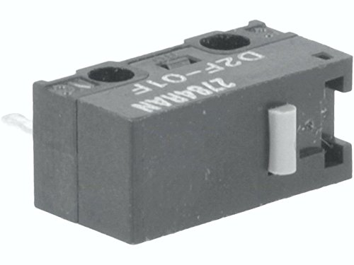 X-ON D2F-01F Basic/Snap Action Schalter, 3 Stück
