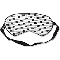 Black White Cubes Sleep Eyes Masks - Comfortable Sleeping Mask Eye Cover For Travelling Night Noon Nap Mediation... preisvergleich bei billige-tabletten.eu