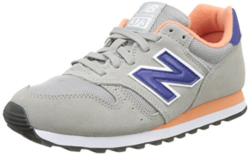 New Balance Wl373 Lifestyle, baskets sportives femme Gris (Grey/030)