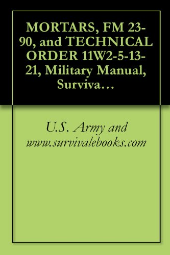MORTARS, FM 23-90, and TECHNICAL ORDER 11W2-5-13-21 (English ...