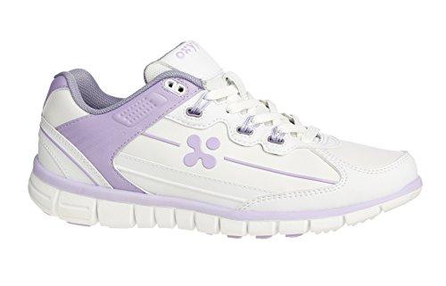 OXYPAS Sunny, Chaussures de Sécurité Femme Blanc (lic)