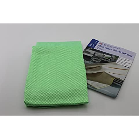 Micro Sensation ventana paños Premium 2er verde