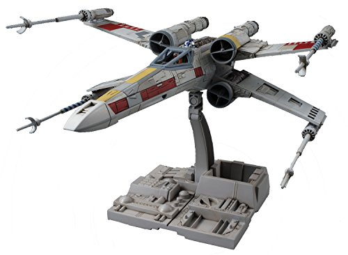 Bandai Star Wars X Wing Starfighter 1/72 origine Japon