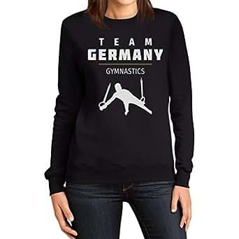 Gymnastics Team Germany – Deutschland Turner Rio Frauen Sweatshirt