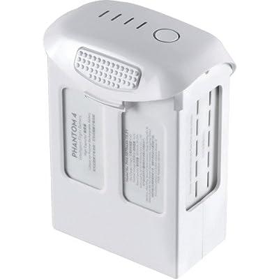DJI - Intelligent Flight Battery for Phantom 4 Pro, 5870 mAH, White